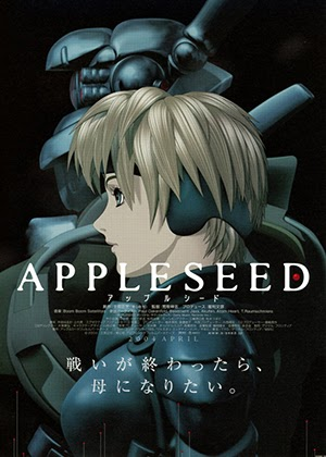Appleseed (Movie) [Película] [HDL] 4.35GB [Sub Español/Castellano] [MEGA]