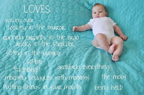4 month loves