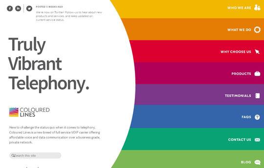 4.flat websites Beautiful Examples Of Flat Web Design