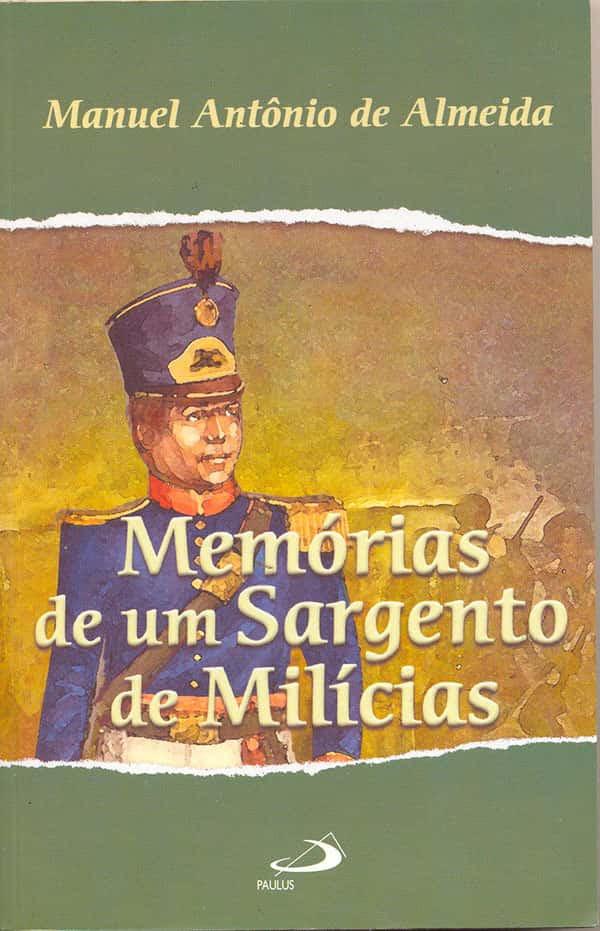Resultado de imagem para memorias de um sargento de milicias paulus