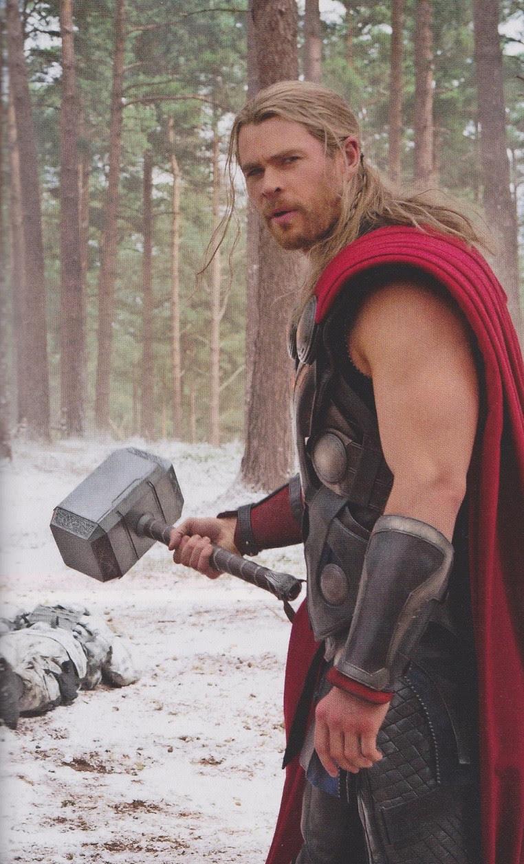 Thor en Los Vengadores: La Era de Ultron