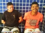 Polícia Militar prende dois jovens por receptação e roubo, em Parnaíba