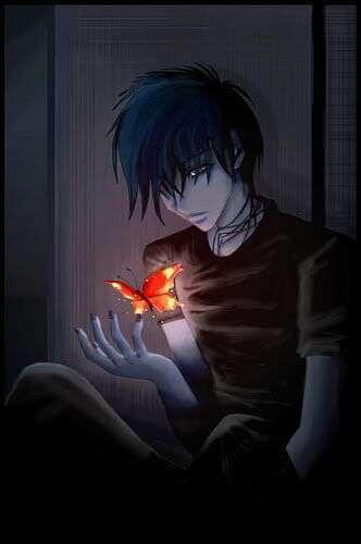 Anime Sad Boy Hd Anime Wallpapers