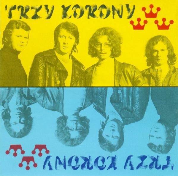 Trzy Korony - Krzysztof Klenczon i Trzy Korony Album Cover