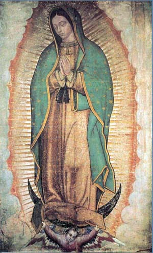 Virgin Guadalupe