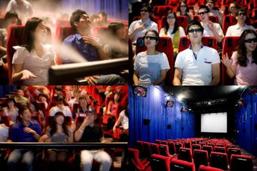 Korean company to put 4D technology in US cinemas to help you feel, smell the action