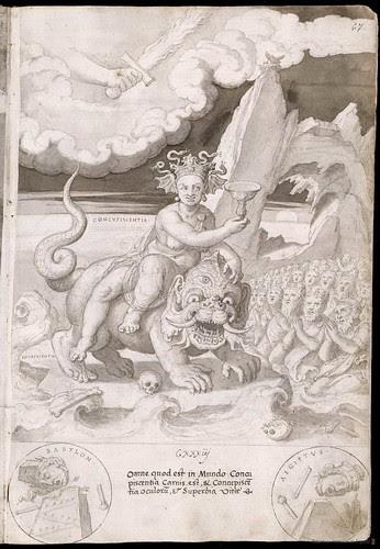 De Aetatibus Mundi Imagines -  Francisco de Holanda (1545-1573) a