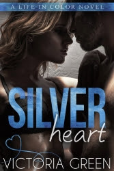 Silver Heart by Victoria Green