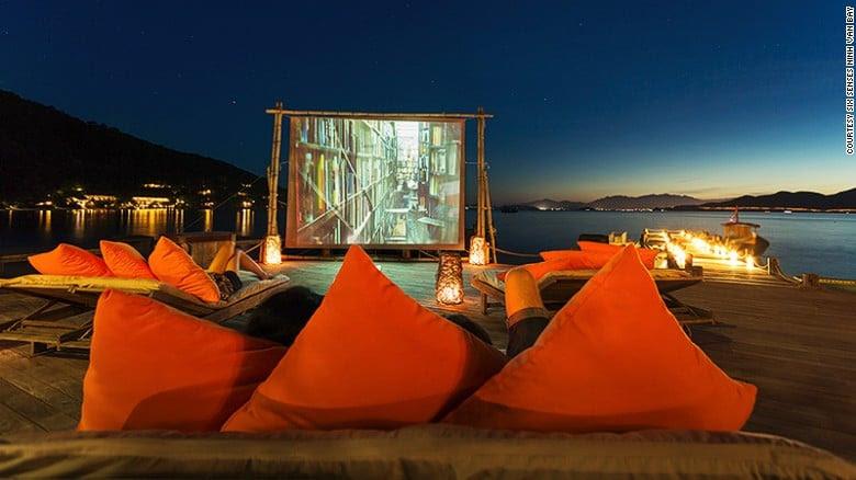 Hình ảnh 21 rạp chiếu phim ngoài trời thú vị nhất thế giới số 1