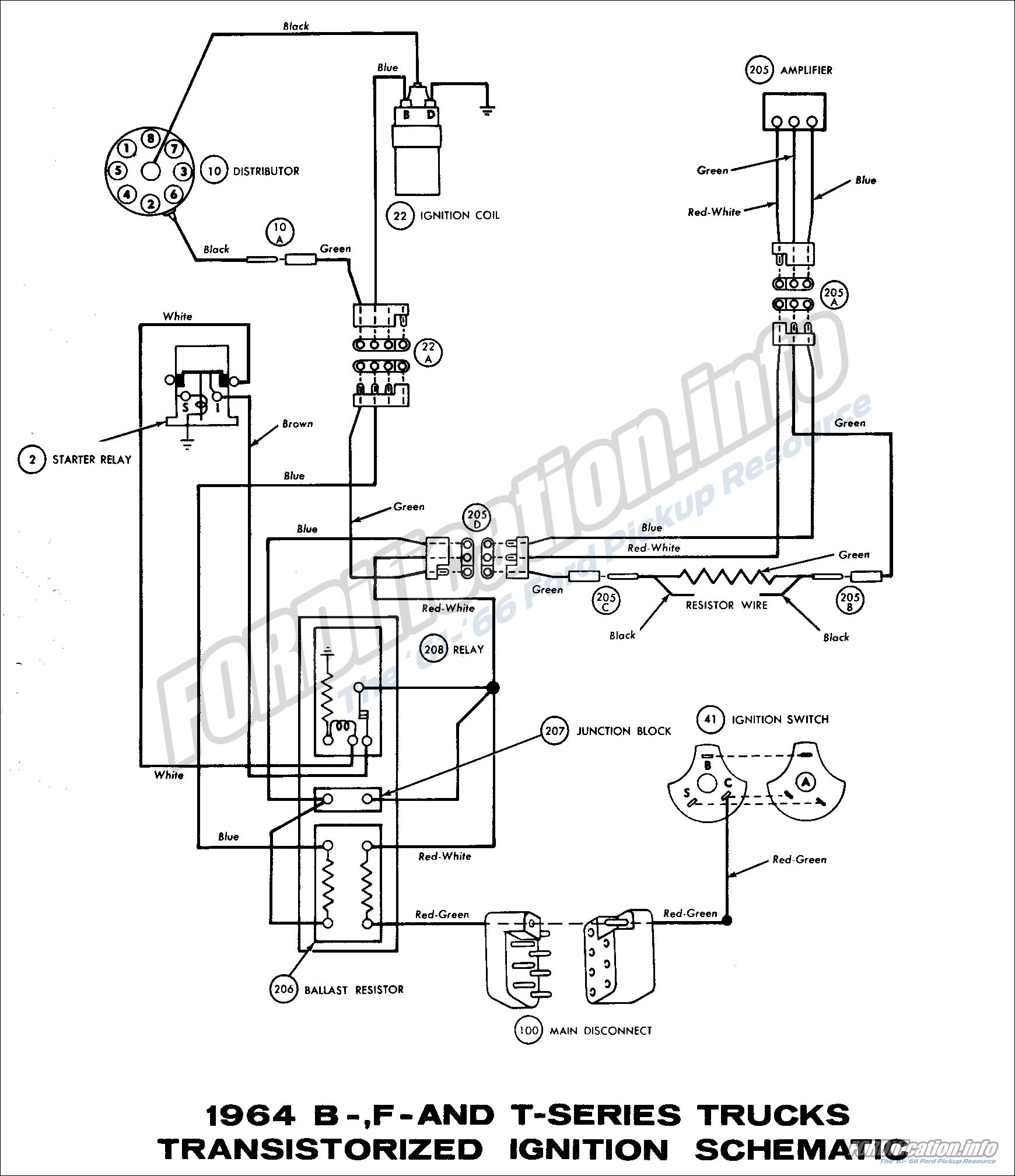 For 1967 Ford Galaxie 500 Wiring Diagram - espressorose