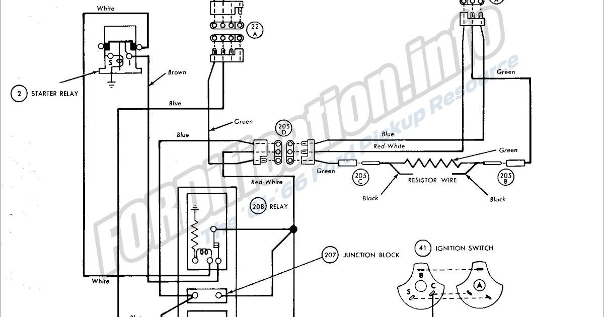For 1967 Ford Galaxie 500 Wiring Diagram - espressorose
