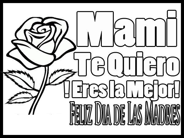 Mami Eres La Mejor