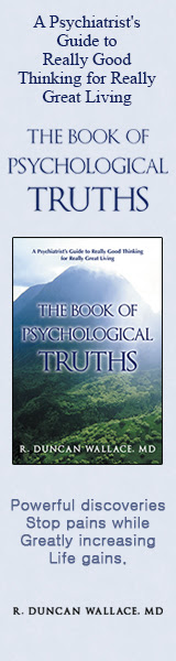 The Book of Psychological Truths by R. Duncan Wallace, MD