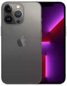 Apple iPhone 13 Pro Max smartphone runs on iOS 15 operating system.