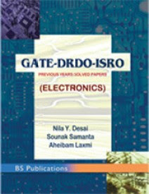 Buy GATE-DRDO-ISRO: Previous Years Solved Papers (ELECTRONICS): Book