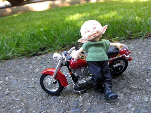 Magoo's Harley