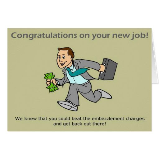 Funny Quotes About New Job. QuotesGram