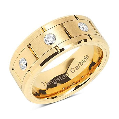 Best Mens gold wedding bands size 12 (August 2019) ? TOP