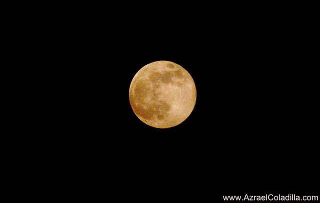 Super Moon June 23, 2013 Calatagan, Batangas, Philippines- photos by Azrael Coladilla