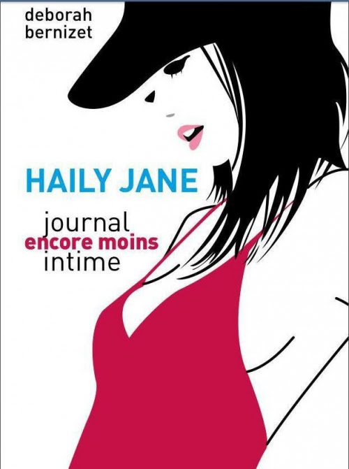 Couverture Haily Jane, journal encore moins intime
