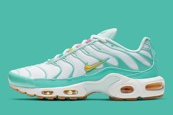 7374c42a69f23 The Nike Air Max Plus Returns In Easter Colors