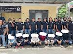 Sering Meresahkan Warga, 8 Debt Collector Diringkus Maleo Polda Sulut