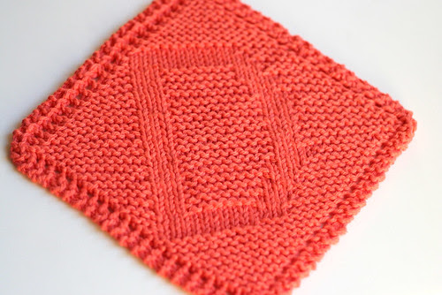 D is for Dishcloth