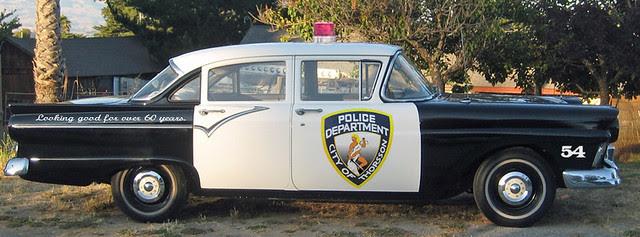 Thorsson City Cop Car