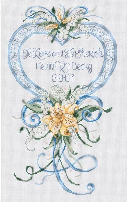 Anniversary   Cross Stitch Patterns & Kits   123Stitch.com