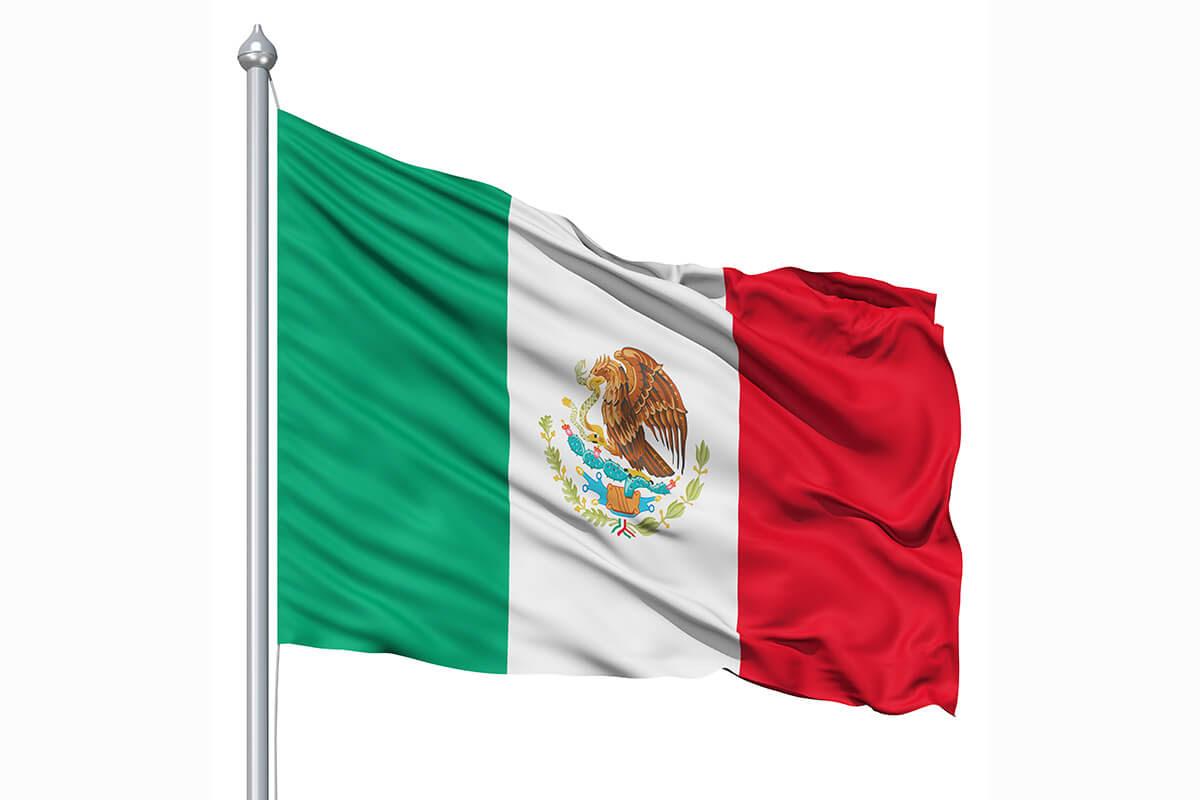 Imágenes De La Bandera De México Imágenes Chidas