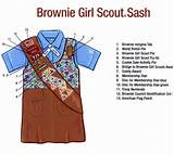 Girl Scout Brownie Uniform Pictures