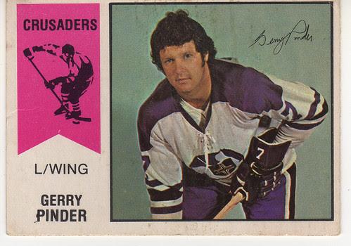 Gerry Pinder front
