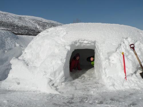 Snowcave :)