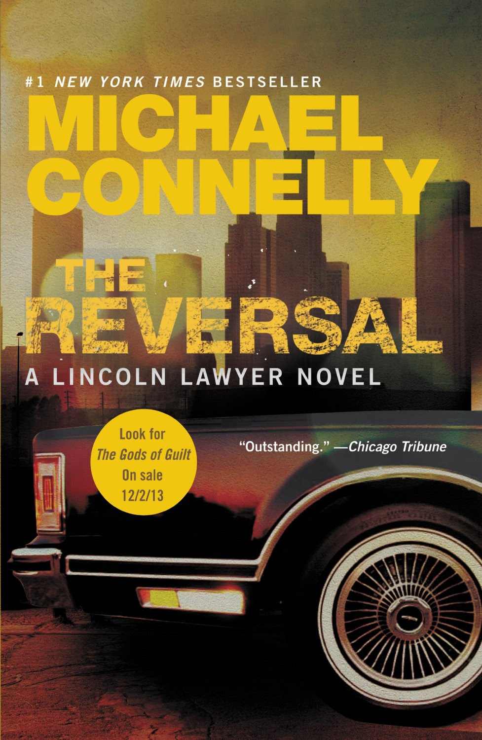 Image result for the reversal by michael connelly