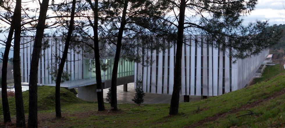 El CITEXVI diseñado para el campus de Vigo por Alfonso Portela