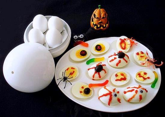 Spooky Eggpressions