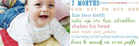 Baby Turns 1 Month Quotes