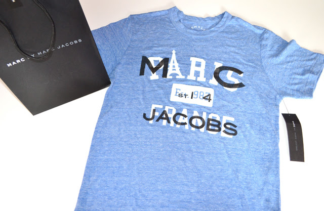 marc by marc jacobs special items paris city tee t shirt bookmarc