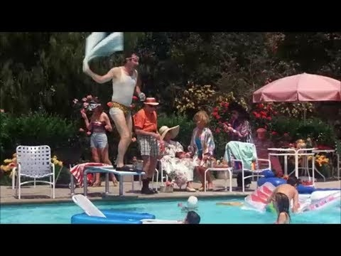 DirecTV: National Lampoons Vacation - YouTube |Christmas Vacation Pool