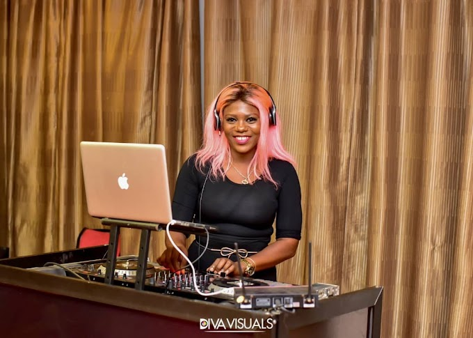 Work On Your Talent And Dont Be Lazy – DjMjay Shares Her Experience