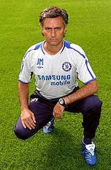 Mourinho: likes jelly