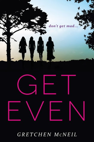 Get Even (Don't Get Mad, #1)