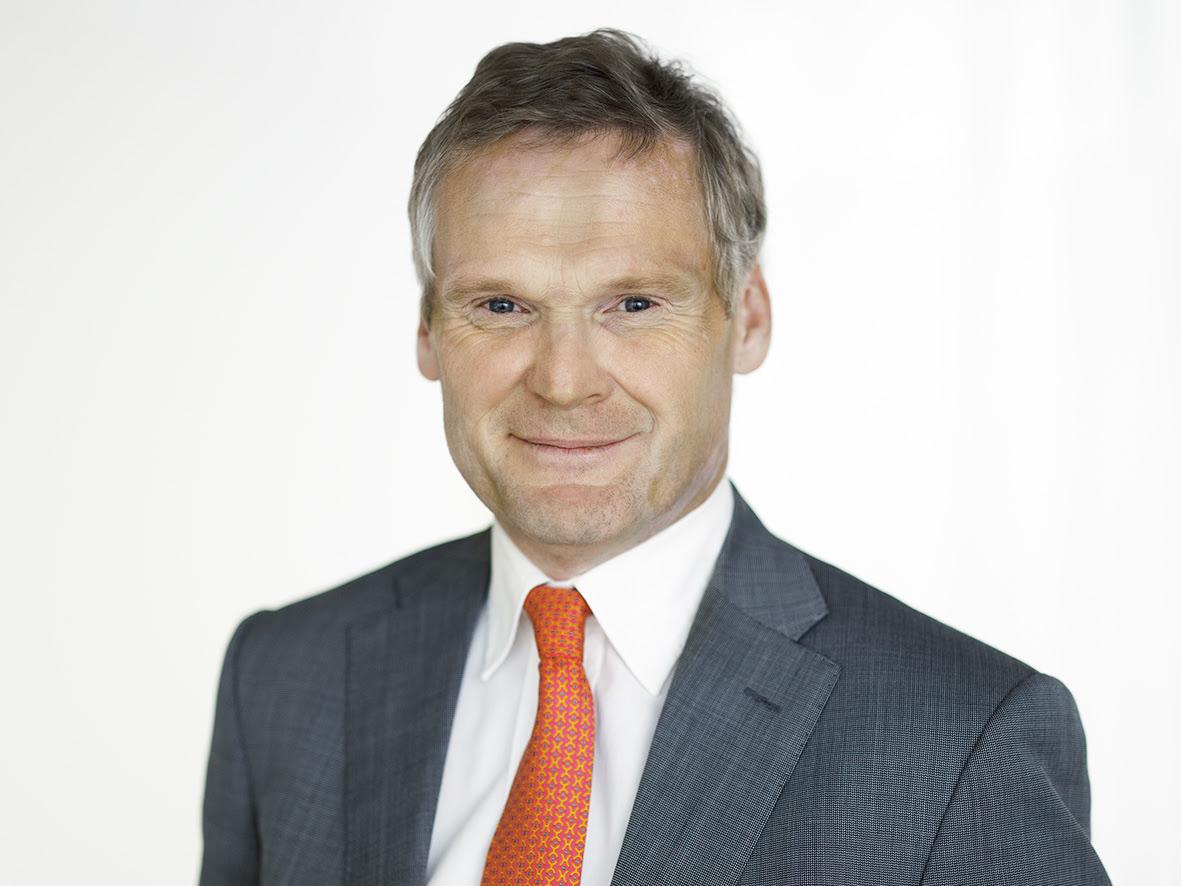 Ulf Strömsten, ansvarig fondförvaltare för Catella Hedgefond