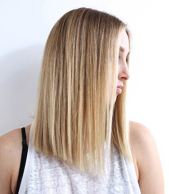 17 Perfect Long Bob Hairstyles For Women Easy Lob Haircuts