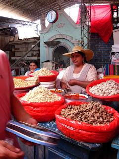 Mercados de Bolivia