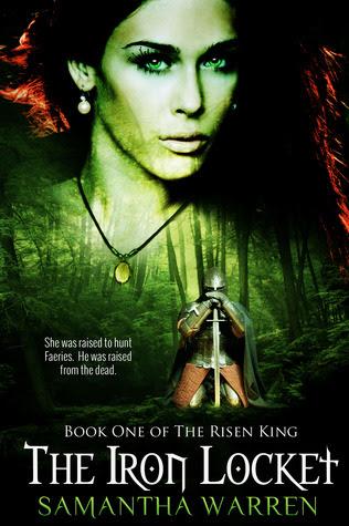 The Iron Locket (Risen King, #1)