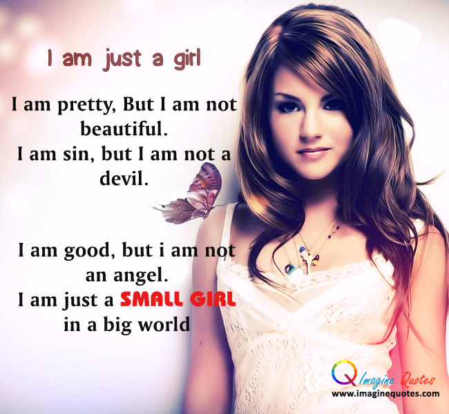 Top 100 Cute Little Girl Pictures With Quotes Soaknowledge