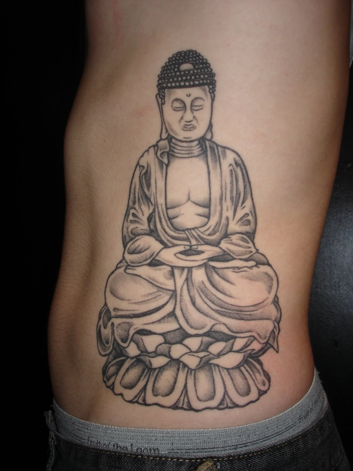 Buddhist Tattoos - Page 2