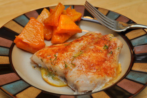 Red-Snapper-with-Herbed-Butter