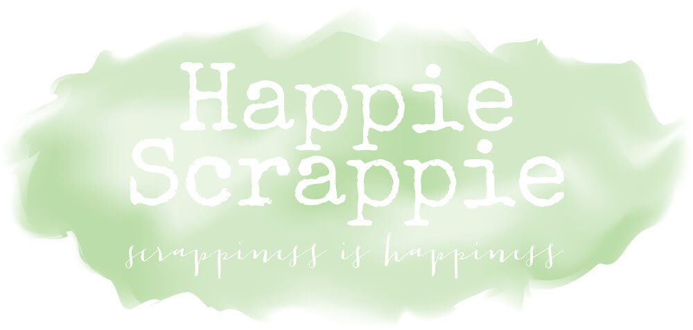 Happiness is Scrappy